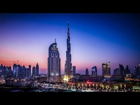 Дубай, Район Марина и JBR Джумейра § Dubai - Marina - JBR