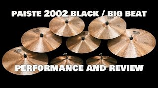 Paiste *2002 BIG BEAT* Full Review & Demo