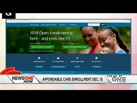 Today Is The Deadline To Sign Up For Healthcare Coverage Under The Affordable Care Act