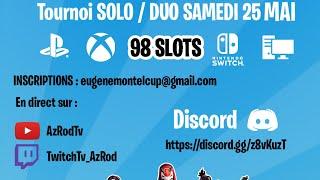 Tournoi EMCUP#1