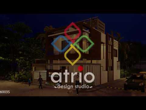 Duplex Villa 3D Walkthrough Animation