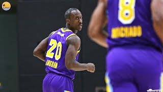 Andre Ingram delivers the GAME-WINNING SHOT! | South Bay Lakers