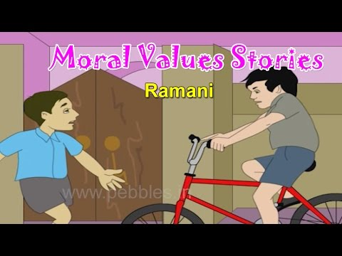 Giving Respect Moral Values For Kids Moral Lessons For