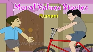 Giving Respect | Moral Values for Kids | Moral Lessons For Children | Moral Values Stories