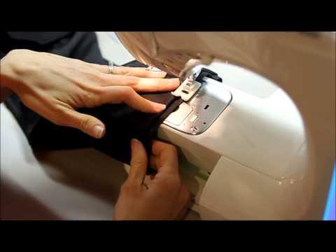 How To Hem Pants Using A Blind Hem Stitch