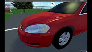 Roblox Greenville beta 2006 Chevy impala