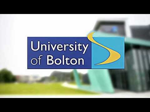 Welcome to the University of Bolton