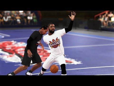 NBA 2K19 - How To Do Insane Street Ball...
