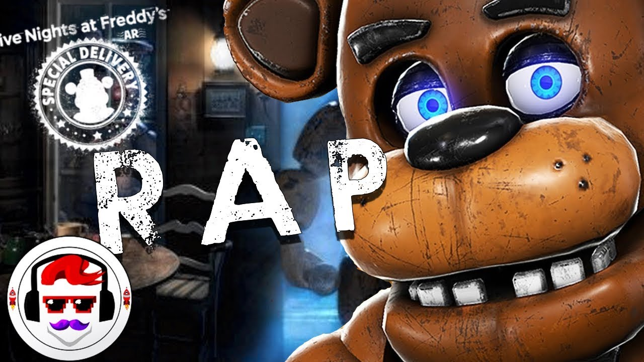 FNAF AR Special Delivery RAP SONG | Empty Hearts | Rockit Gaming