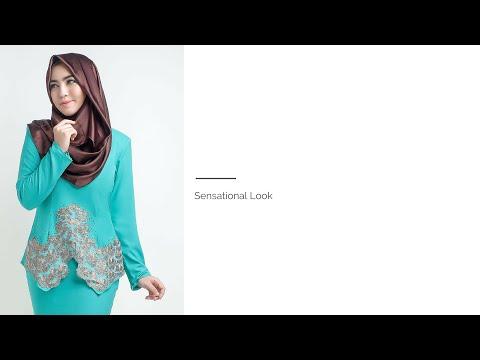 Baju Kurung Moden Lace Terkini 2016 - LovelySuri