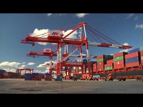 Port of Halifax - Canada's Ultra Atlantic Gateway