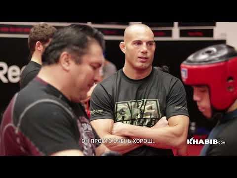 Khabib's training camp in San Jose [episode 4]