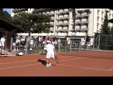 Tennis at the Gstaad Palace Part 1 & 2 (2006)