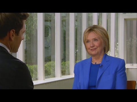 Hillary Clinton on Lewinsky scandal and whether Bill Clinton should have resigned