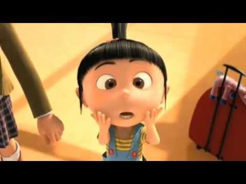 It S So Fluffy Despicable Me Agnes Remix Youtube