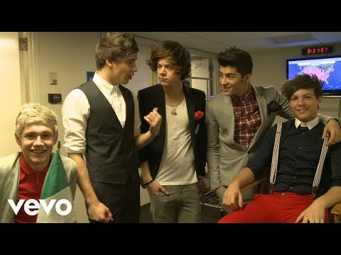 One Direction - Video Diary, Pt. 3 (VEVO LIFT)