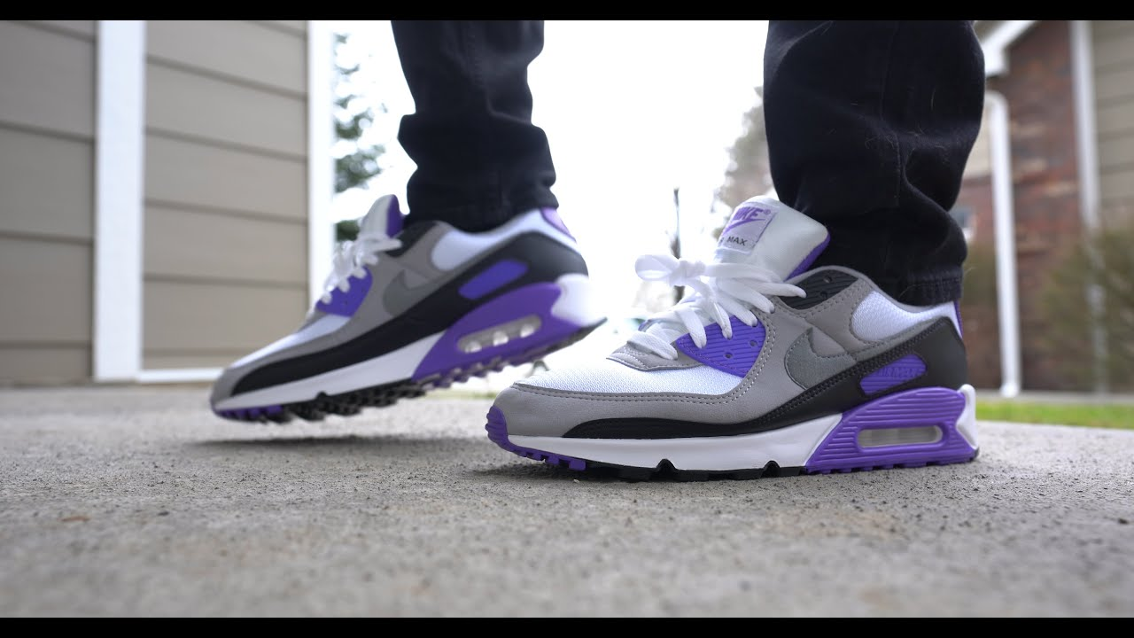 air max 90 grape
