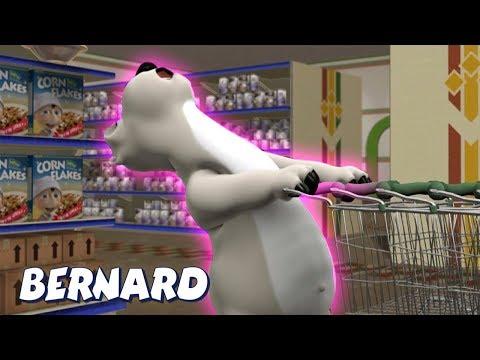 Bernard Bear | Shopping Rage AND MORE | Cartoons for Children