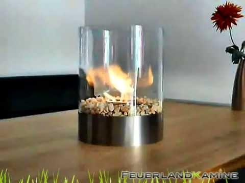 Feuerlandkamine - Ambiente Tischfeuer