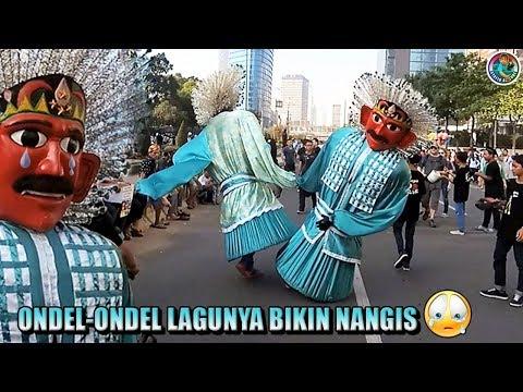 ONDEL ONDEL Lagunya Bikin NANGIS 😂 Ondel Ondel WARA WIRI Group