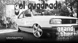 Forró Boys -  corcel vermelho//Gol Quadrado - na fixa +som extremo no gta sa (Download)!!
