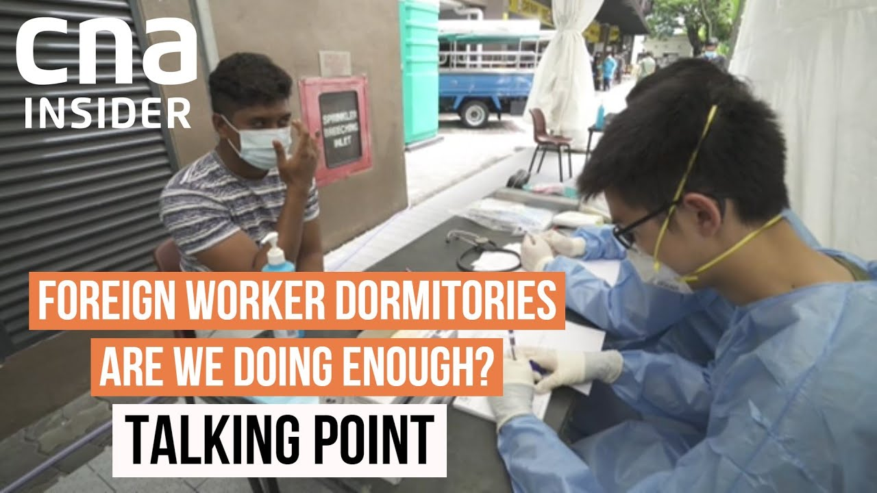 Tackling Covid-19 Among Singapore's Foreign Workers | Talking Point | Full Episode