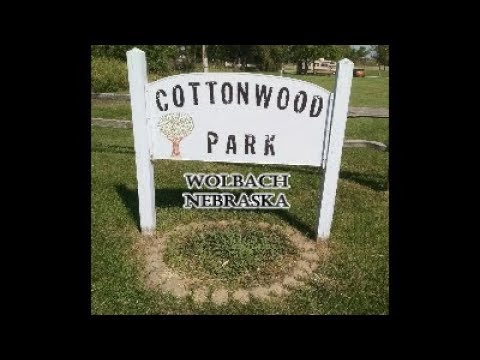 Cottonwood Park - Wolbach Nebraska