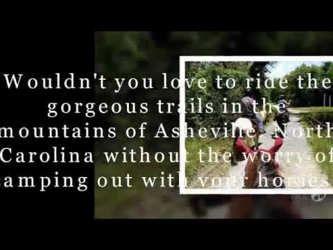 Horse Hotel, Travel, Layover, Overnight and Vacation Board in Asheville, NC