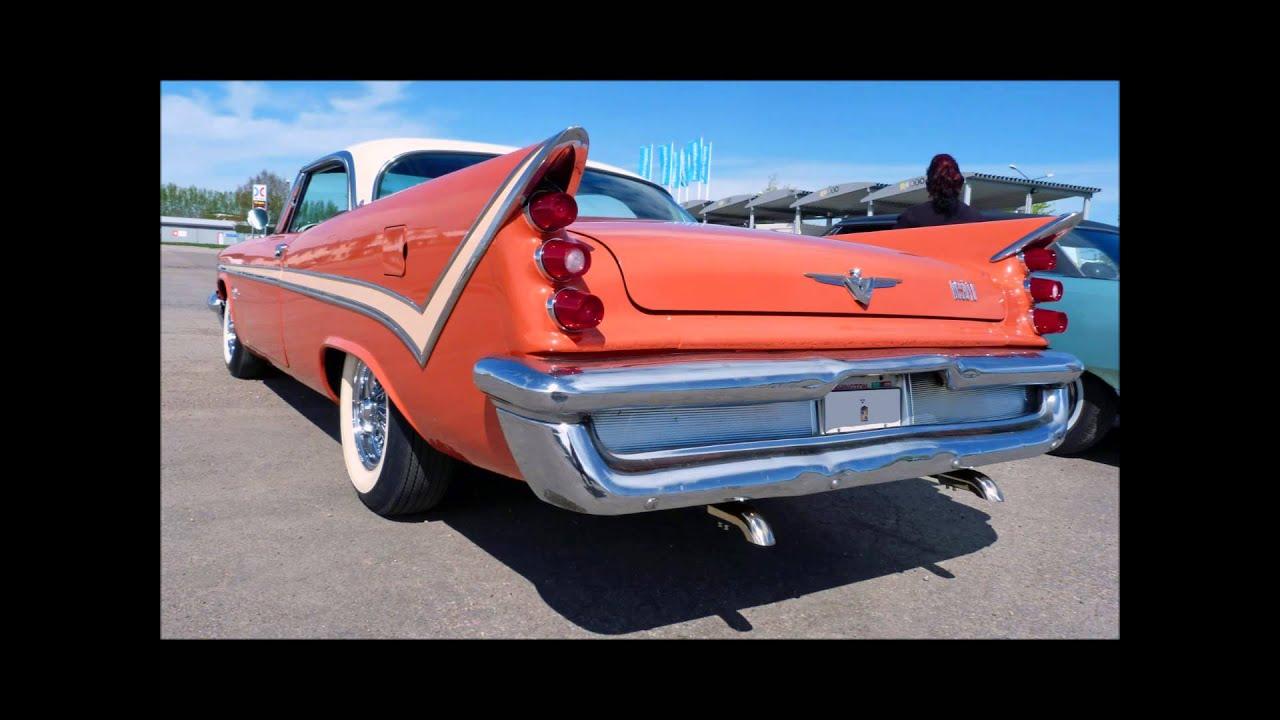 1956 desoto firedome seville 4 door hardtop 1 of 10 - De Soto Firedome 1959