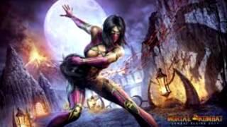 Клип на музыку Mortal Kombat))