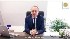 Covid-19 : les mesures prises par la Ville, par Etienne Lengereau, maire de Montrouge
