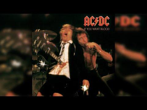 AC/DC -  If You Want Blood You´ve Got it (Full Album)