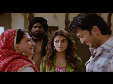 Viren's pet name is Chottu | Tere Naal Love Ho Gaya | Comedy Scene
