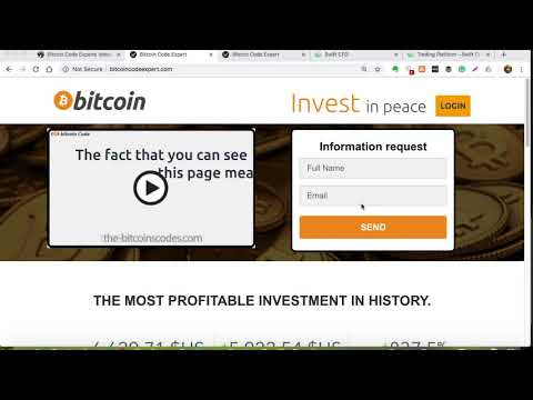 Bitcoin Code Bot Review - Scam Or Legit?