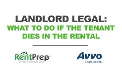 What To Do If Tenant Dies In Rental Property | RentPrep