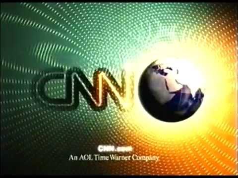 CNN International Ident 2002