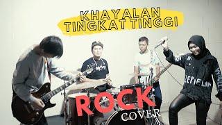 Download Mp3 Khayalan Tingkat Tinggi - Peterpan - Rock Cover - By Jeje Guitaraddict Ft Shella