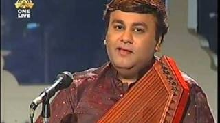 Neeyat e Shauq Bhar Na Jaaye Kahin by  NAQQI ALI KHAAN  IN PTV LIVE MUSIC SHOW RAAT GAYE.