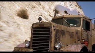 #САМЫЙ Злой Грузовик из фильма Дуэль. Петербилт 381. Дальше 2-30 можно не смотреть))))