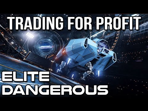 Trading for Profit - Elite Dangerous