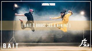 BAIT x Bruce Lee x KINJAZ