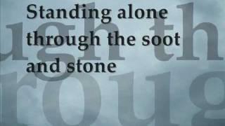 Black Veil Brides - The Gunsling (Lyrics)