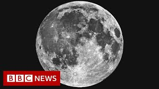 Nasa announcement: What is on the Moon? - BBC News