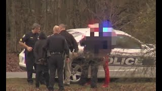 4 kids hurt, 3 teens arrested after stolen car slams into buses at NC middle school