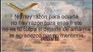 (Letras)No Hay Razón Para Odiarte Remix - Yelsid Feat Dario Gomez & Andy Rivera