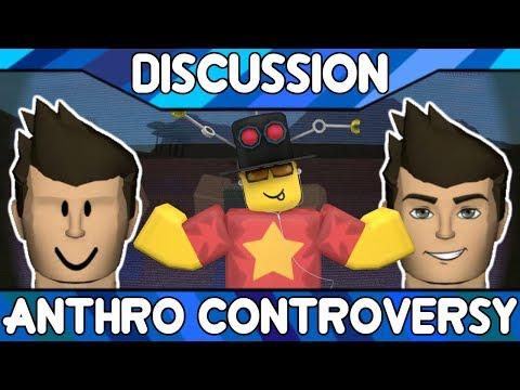 The Anthro Controversy [ROBLOX Discussion]