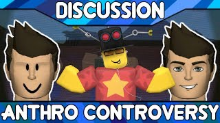 The Anthro Controversy [ROBLOX Discussion]