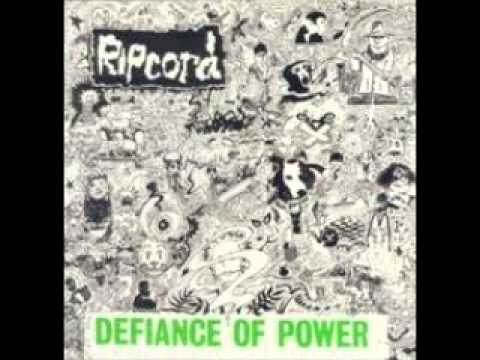 RIPCORD - Defiance of Power 1987 ( FULL )