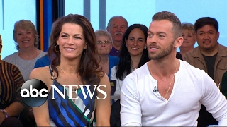 Nancy Kerrigan says sharing her struggle with miscarriages on 'DWTS' was an 'honor'