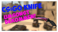 CS:GO KNIFE UMSONST BEKOMMEN!  - Gratis Knife/Skins - Free Knife (deutsch/german)